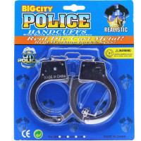 TOY HANDCUFFS METAL